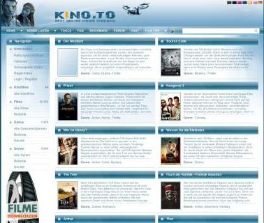 Unerlaubte Vervielfältigung durch Streams - neues von kino.to