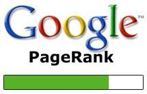 Pagerank Update Mai 2012