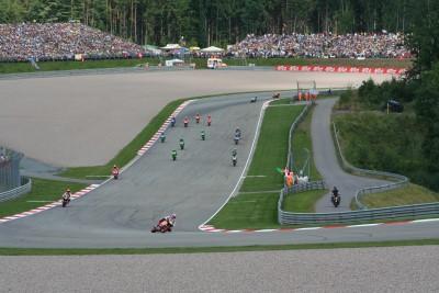 Motorrad Grand Prix von Deutschland