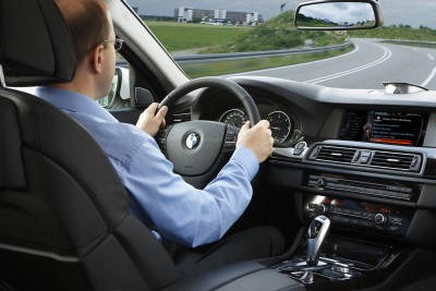 Dragon Drive! Messaging in neuen BMW Modellen