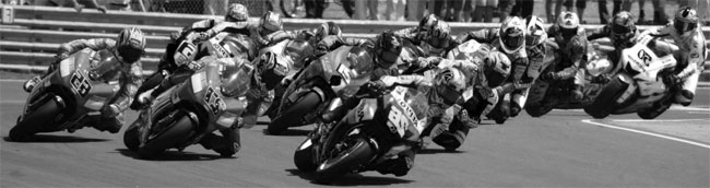 MotoGP auf dem Sachsenring 2013