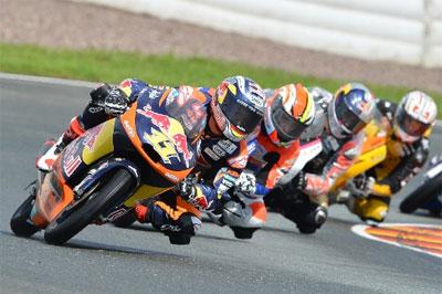 Motorrad Grand Prix 2013 auf dem Sachsenring