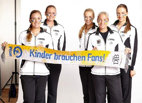 Charity-Partnerschaft des Deutschen Tennis Bundes (DTB)