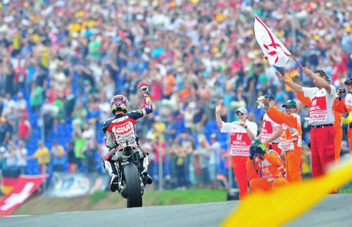 Motorrad Grand Prix Deutschland