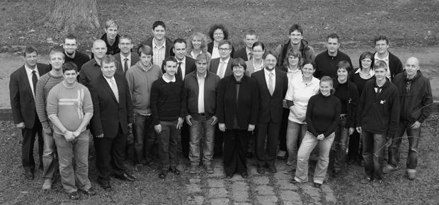 Team der RR Software GmbH